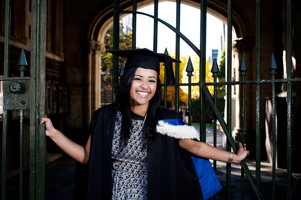 Professional graduation photography in Dunedin by Scott Macshane Photography