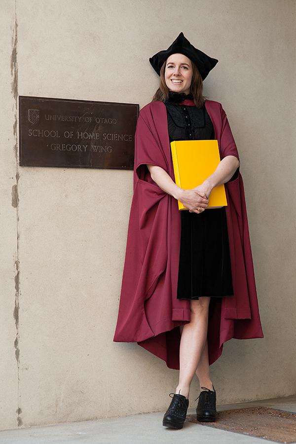 Professional graduation photography in Dunedin with Scott Macshane Photography